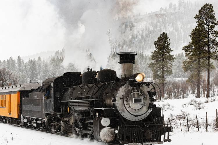 Polar Express - Durango to Silverton Railroad