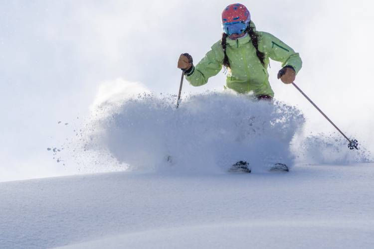 Telluride Powder Skiing