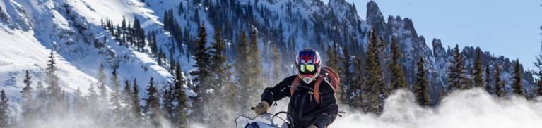 Telluride Snowmobiling